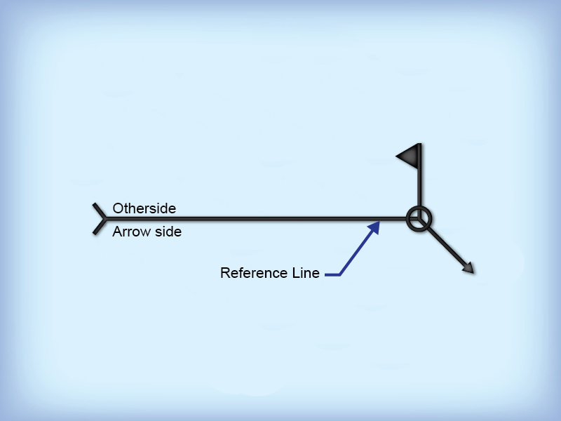 Reference Line