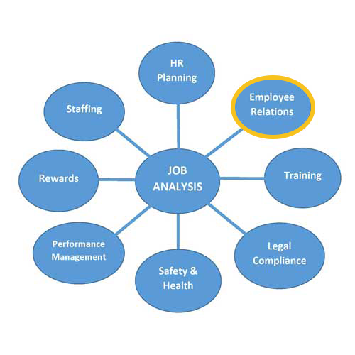 Job Analysis Uses Employee Relations