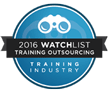 2016 Training Outsourcing Award