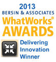 What Works Award 2013