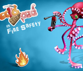 Octo Fire Pod Game