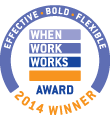 When Work Works Award 2014