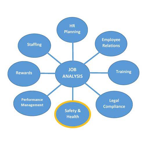 Job Analysis Uses Safety and Health