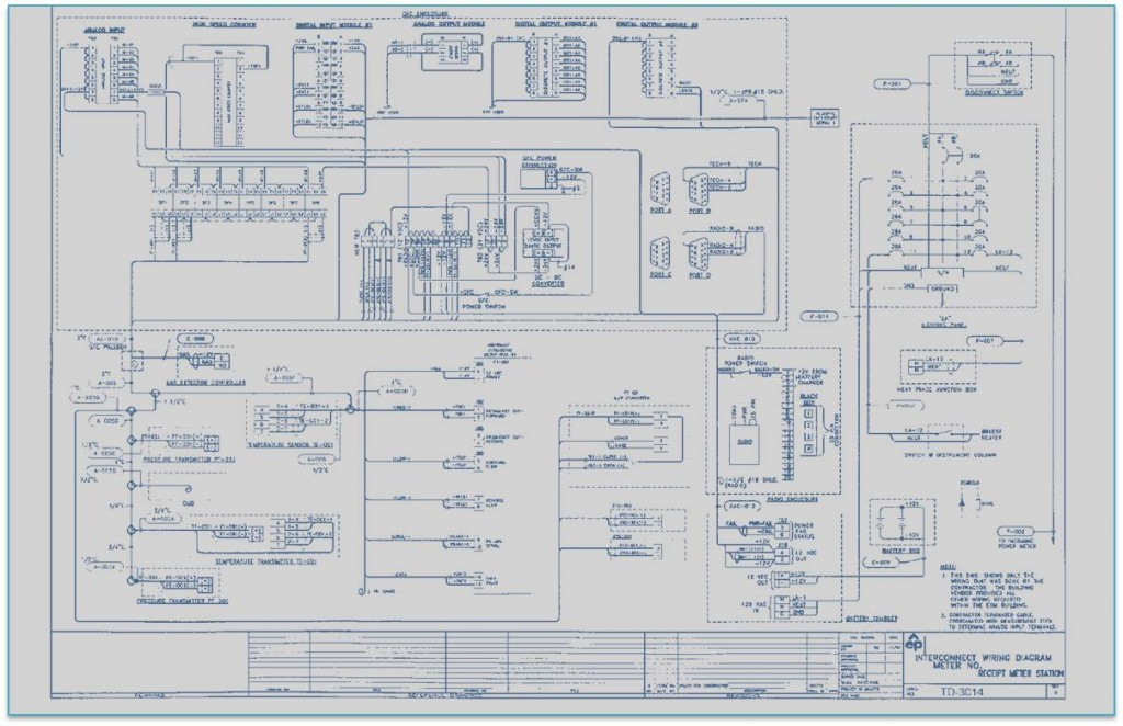 Ideal Logic Wiring Diagram
