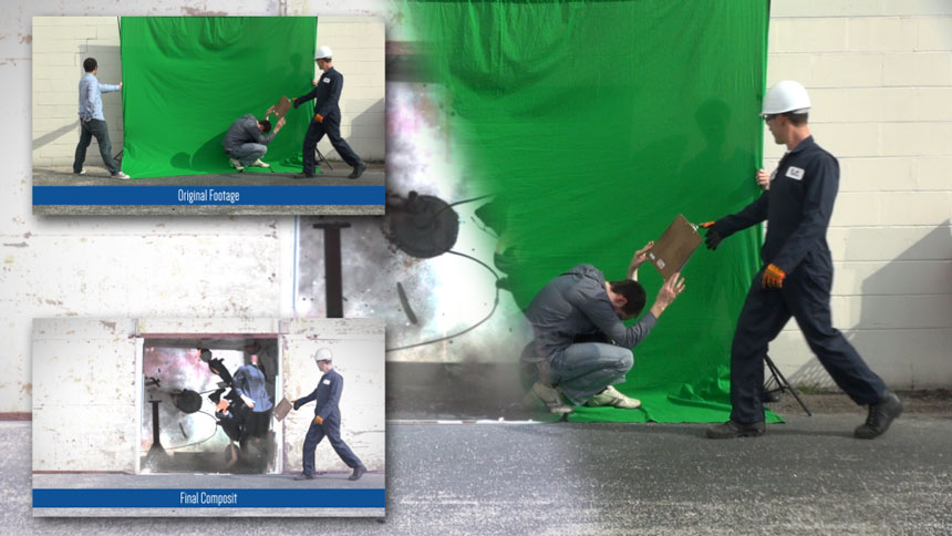 Video Services Green Screen